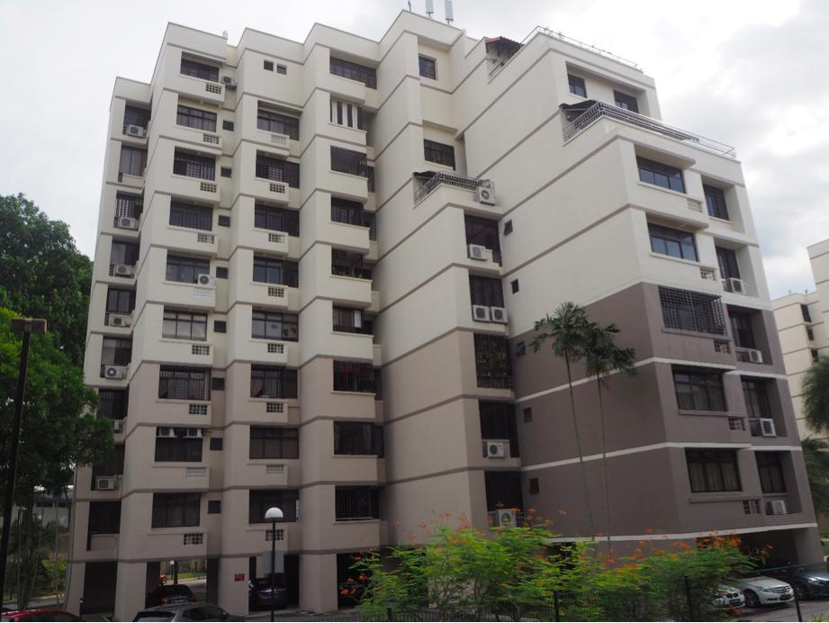 YIO CHU KANG - Apartment block on Cactus Drive - EDGEPROP SINGAPORE