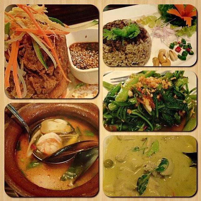 FOOD GUIDE SERANGOON GARDENS - Bali Thai