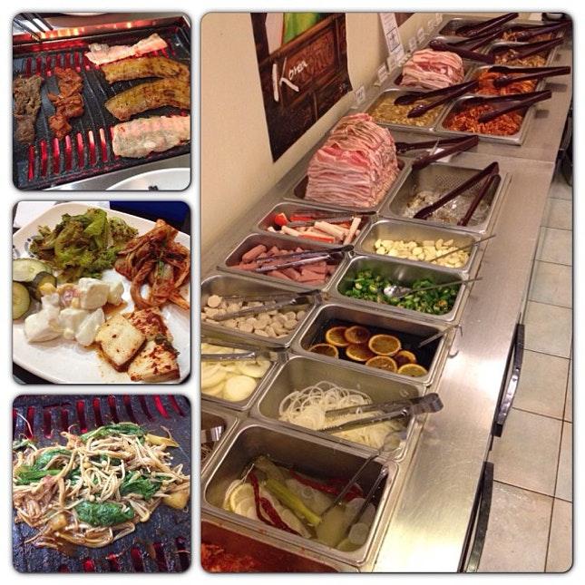 FOOD GUIDE SERANGOON GARDENS - Goki Day Korean BBQ