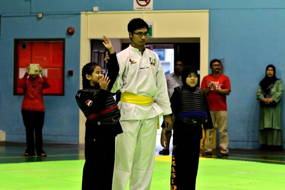 Best Martial Arts in Serangoon - Grasio Association Facebook Page