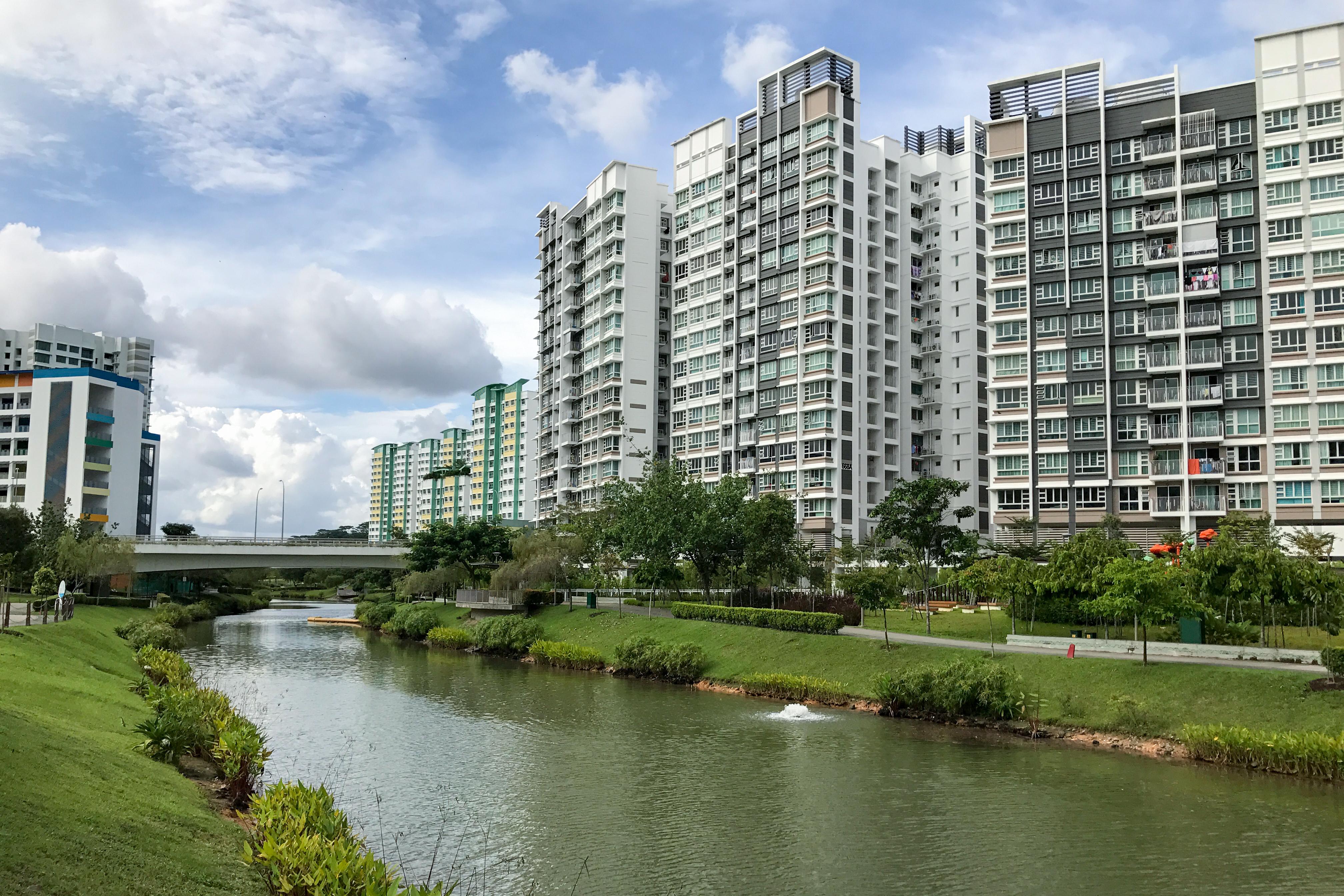EHG - Enhanced CPF Housing Grant 1