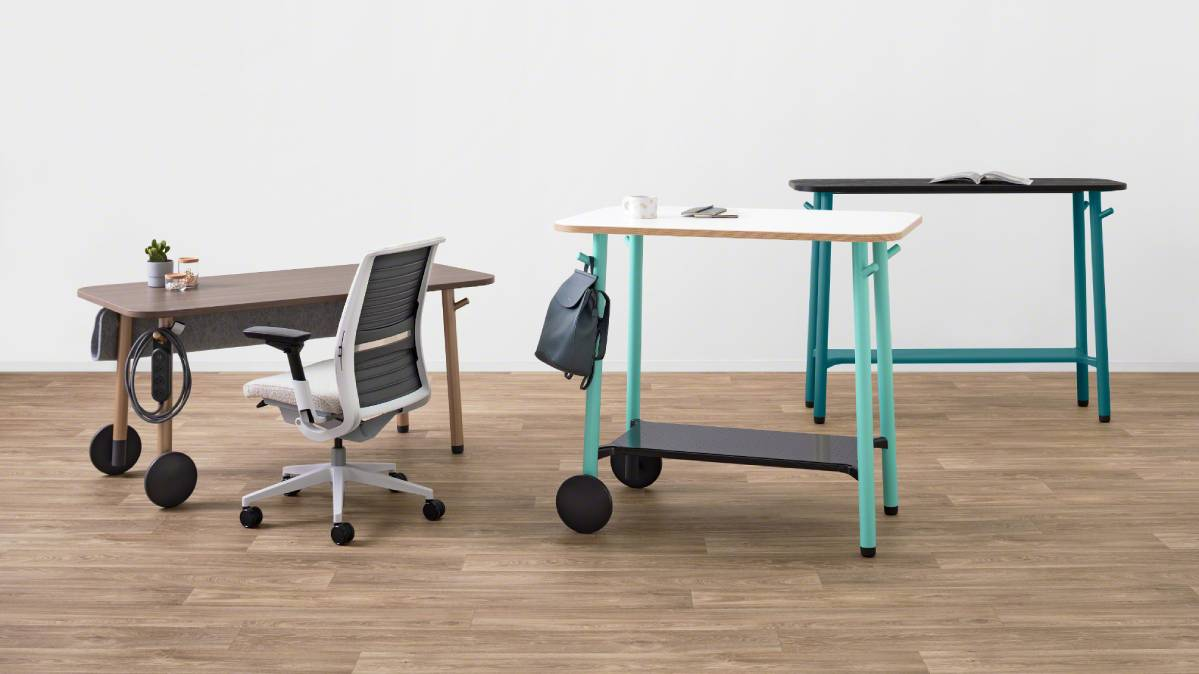 Steelcase unveils new collection of furniture   - EDGEPROP SINGAPORE