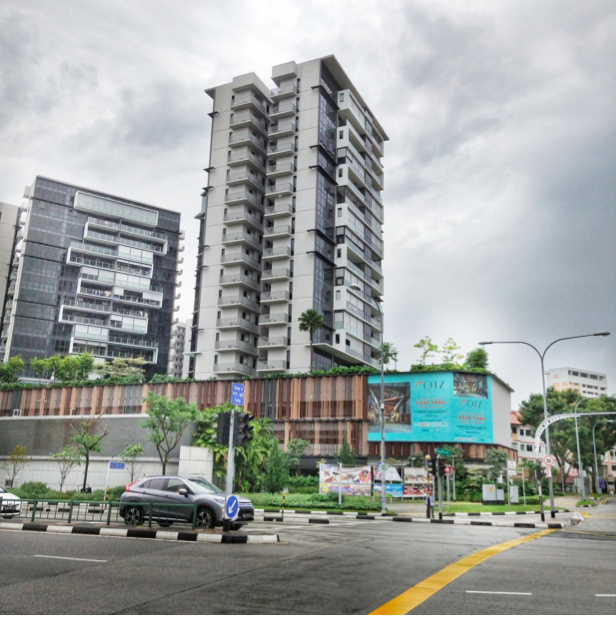 POTONG PASIR - MCC Land won the tender to develop this GLS site