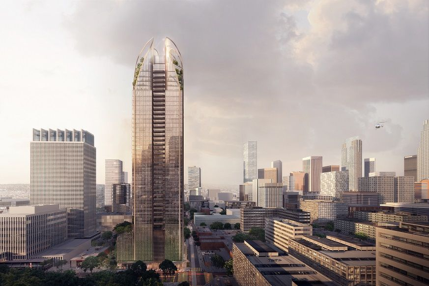 Crown Group secures land for US$500 mil mixed-use condo and hotel in Downtown LA   - EDGEPROP SINGAPORE