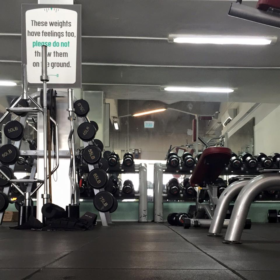 SERANGOON FITNESS GUIDE - The Right Fit