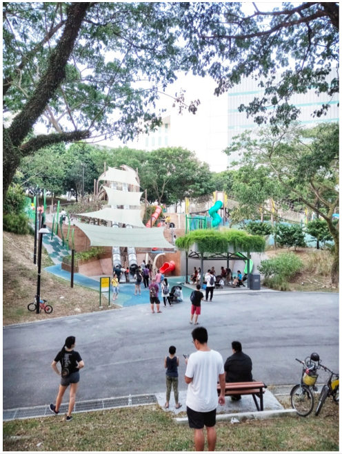 WOODLANDS - With 26 slides in Admiralty Park, kids will have no shortage of outdoor fun to keep them occupied for a good few hours. - EDGEPROP SINGAPORE