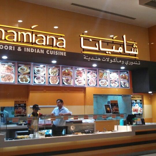 FOOD GUIDE SERANGOON GARDENS - Shamiana Restaurant