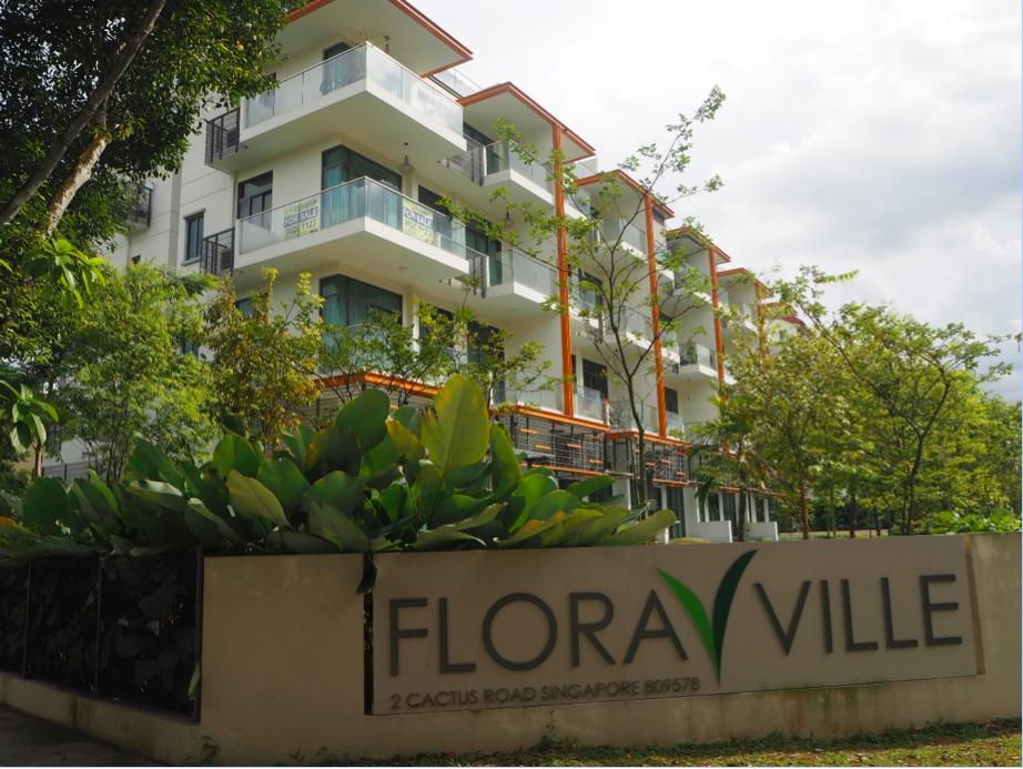 YIO CHU KANG - Floraville in Cactus Road - EDGEPROP SINGAPORE