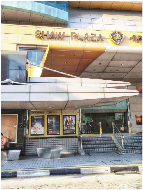 BALESTIER - Shaw Plaza, at 360 Balestier Road, is home to Shaw Theatres Balestier