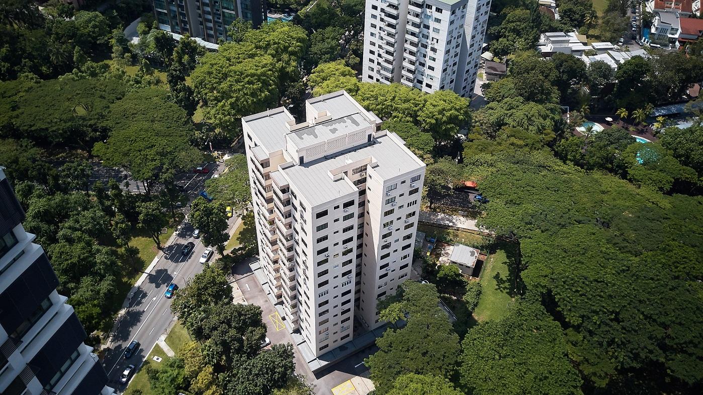 MRT - FORMER PARK HOUSE