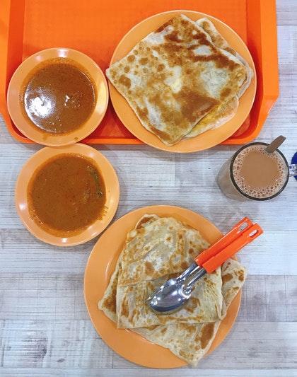 FOOD GUIDE SERANGOON GARDENS - Chindamani Indian Food Stall