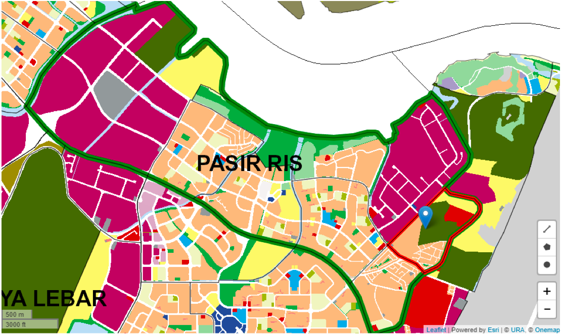PASIR RIS - Pasir Ris is shaped like a horse saddle, which is poetic, given there are pony rides at Pasir Ris Park - EDGEPROP SINGAPORE