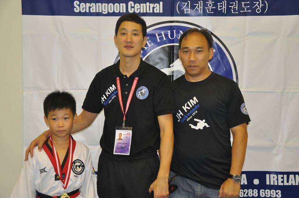 Best Martial Arts in Serangoon - J H Kim Taekwondo Institute