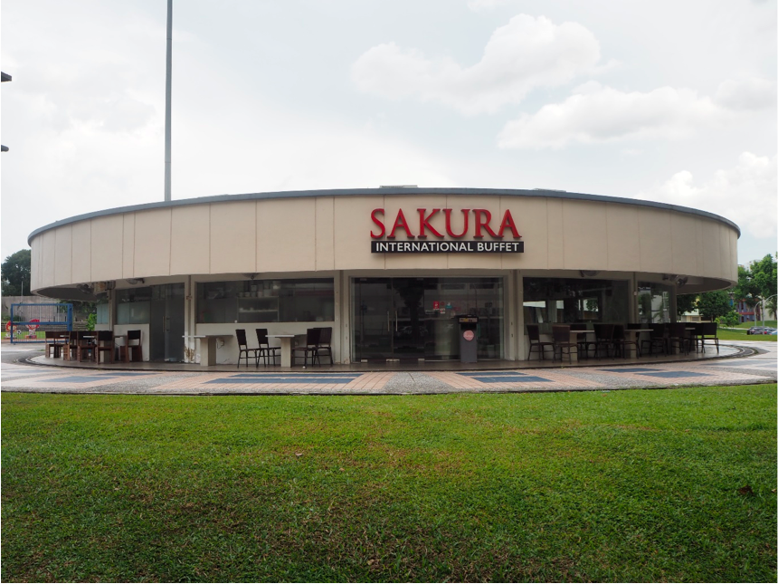 YIO CHU KANG - Sakura International Buffet