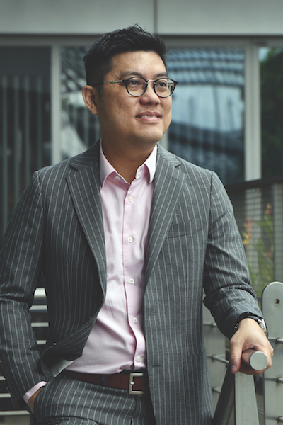 Koon: Attribuild's end-goal is to convert something intangible like design and spatial provisions into an objective and quantifiable data-set (Credit: Albert Chua/ EdgeProp Singapore)