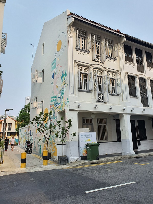The three commercial shophouses are located within Districts 1 and 2, at Ann Siang Road and Keong Saik Road respectively.  - EDGEPROP SINGAPORE