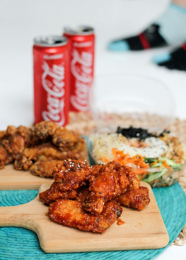 FOOD GUIDE SERANGOON GARDENS - Yogiyo Chicken