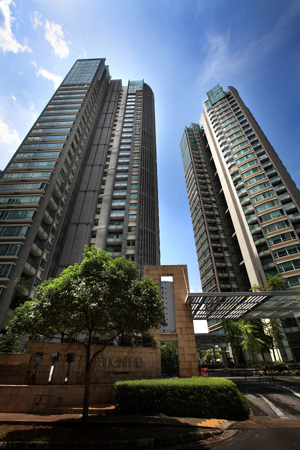 Park Infinia at Wee Nam - The 1,464 sq ft unit at Park Infinia at Wee Nam was sold for $3.05 million on Sept 10 (Pictures: Samuel Isaac Chua/EdgeProp Singapore)