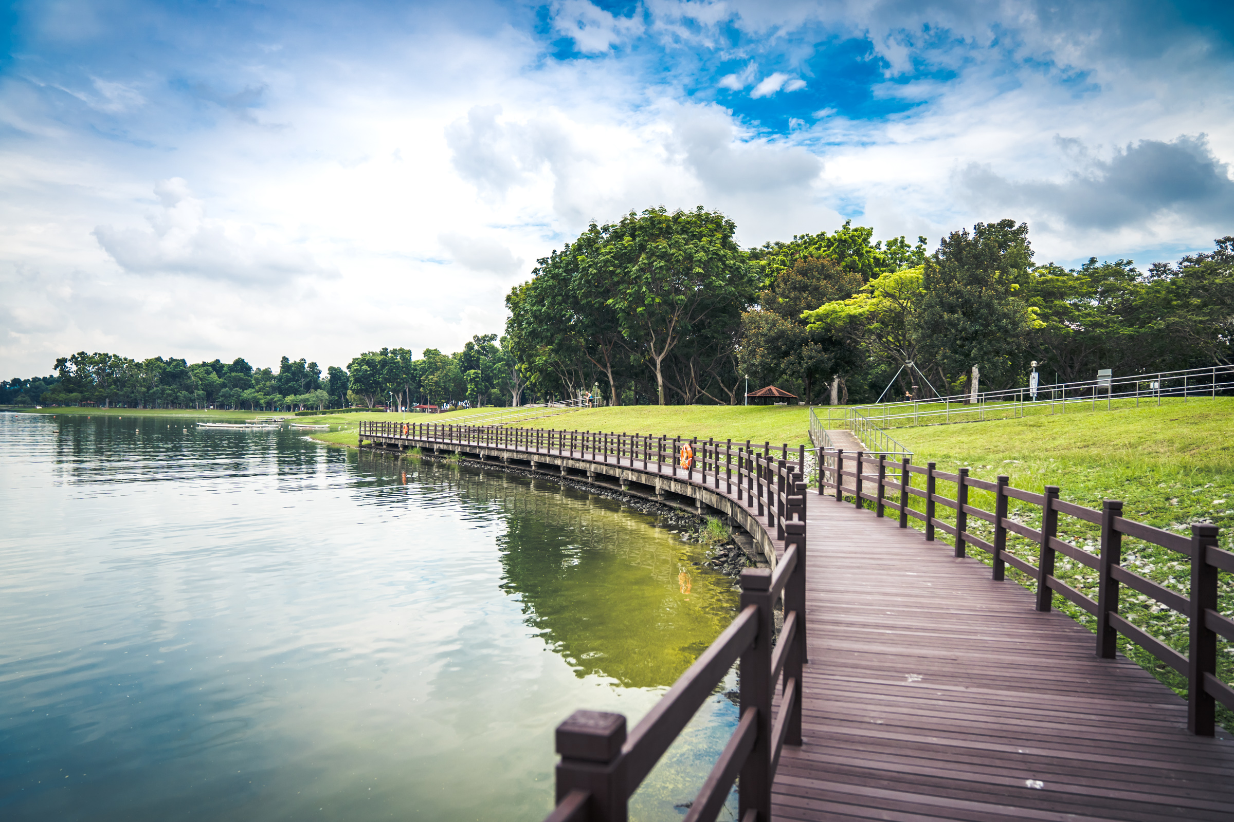 Photo of Bedok Reservoir