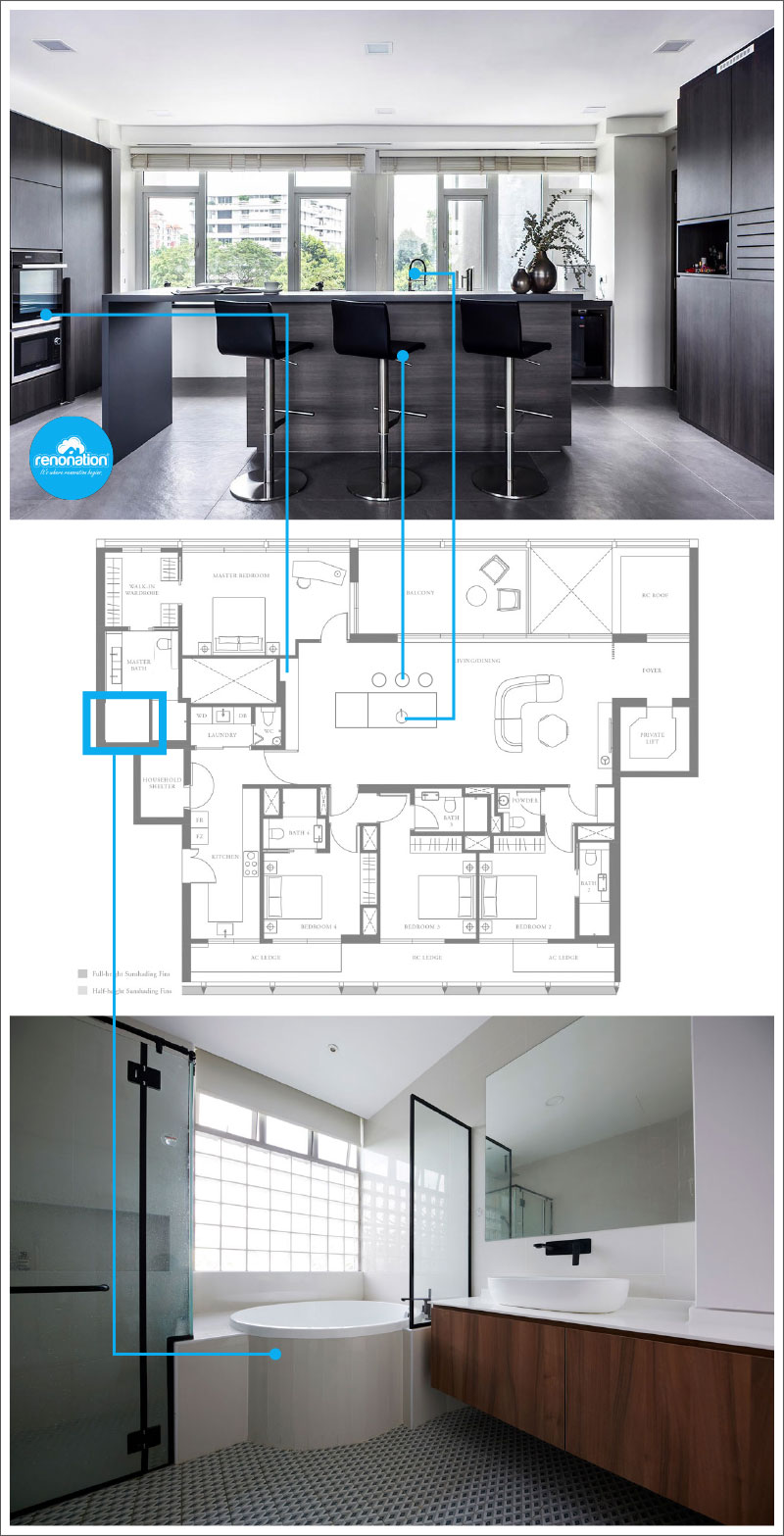 MEYERHOUSE - Designs: DistinctIdentity and The Interior Lab