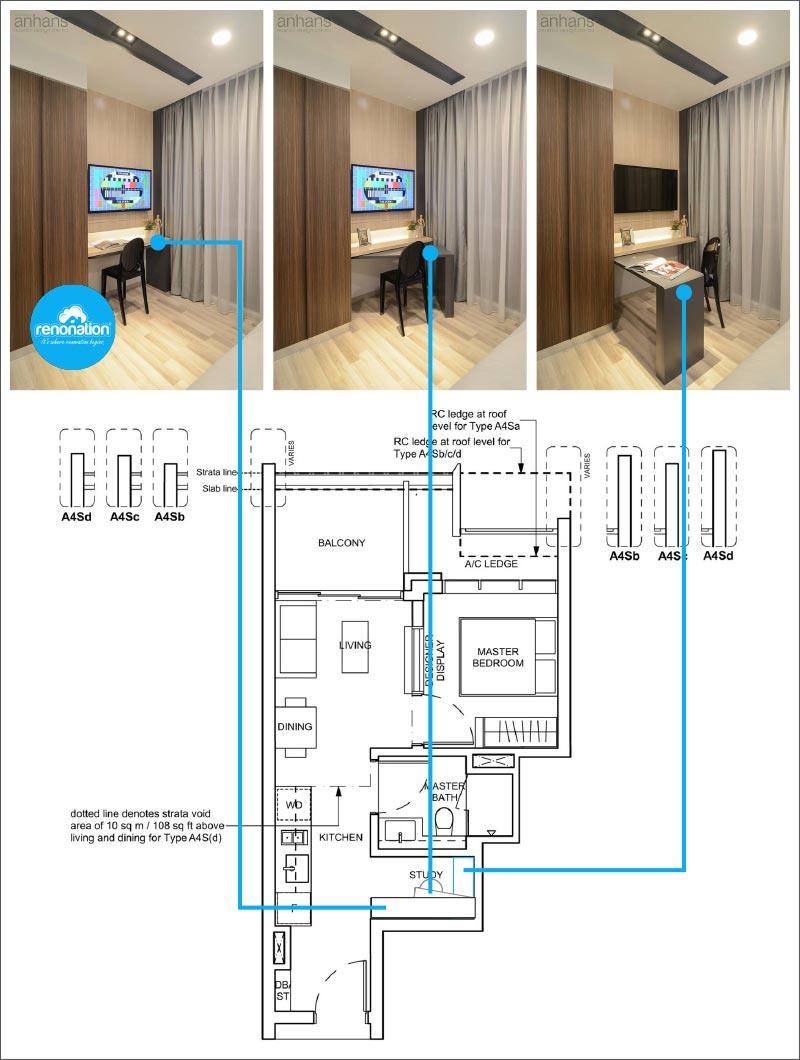 Haus on Handy Condo Design Idea 2