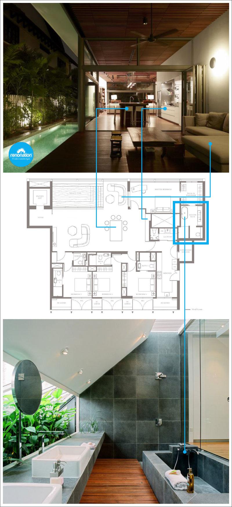 MEYERHOUSE - Designs: HYLA Architects