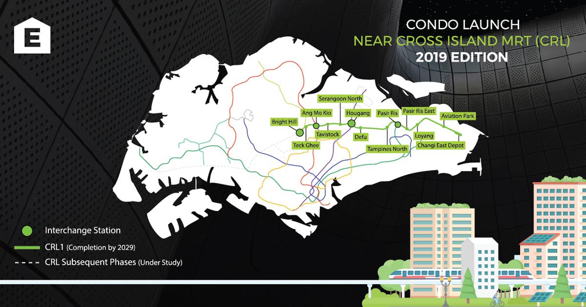 MRT CROSS ISLAND LINE MAP - EDGEPROP SINGAPORE