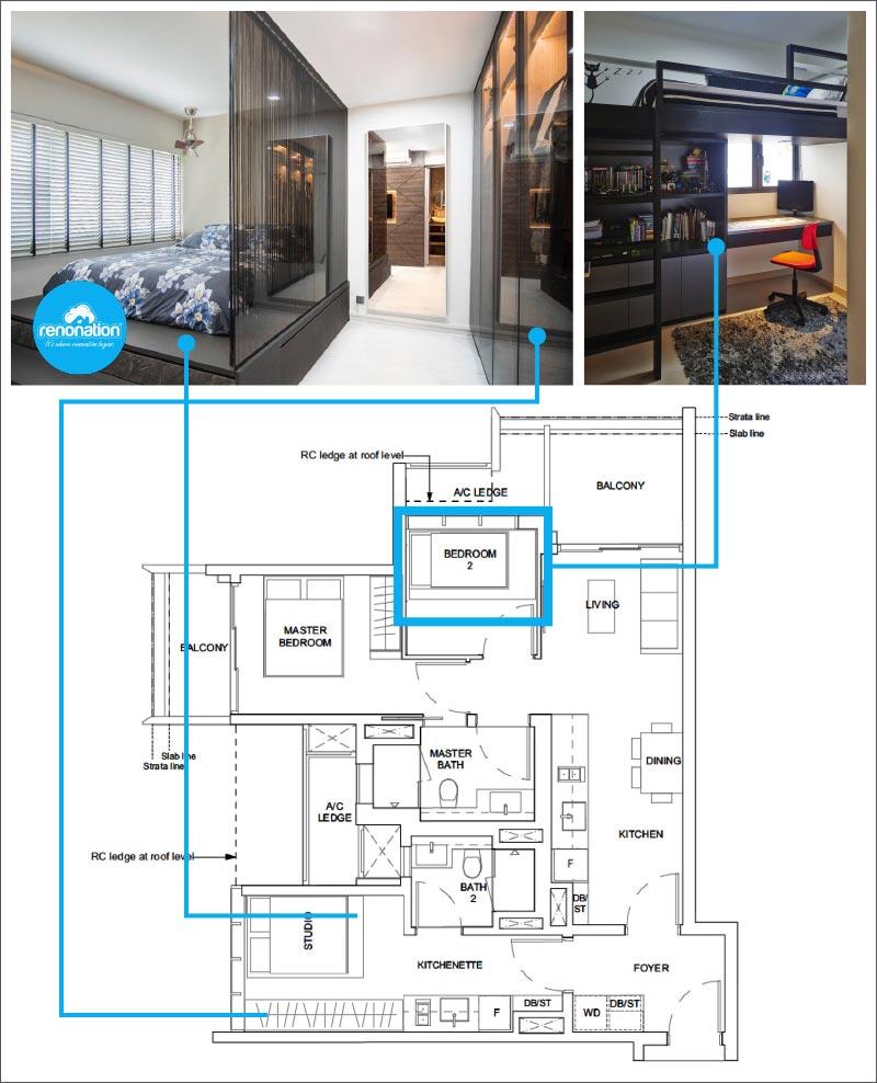 Haus on Handy Condo Design Idea 5