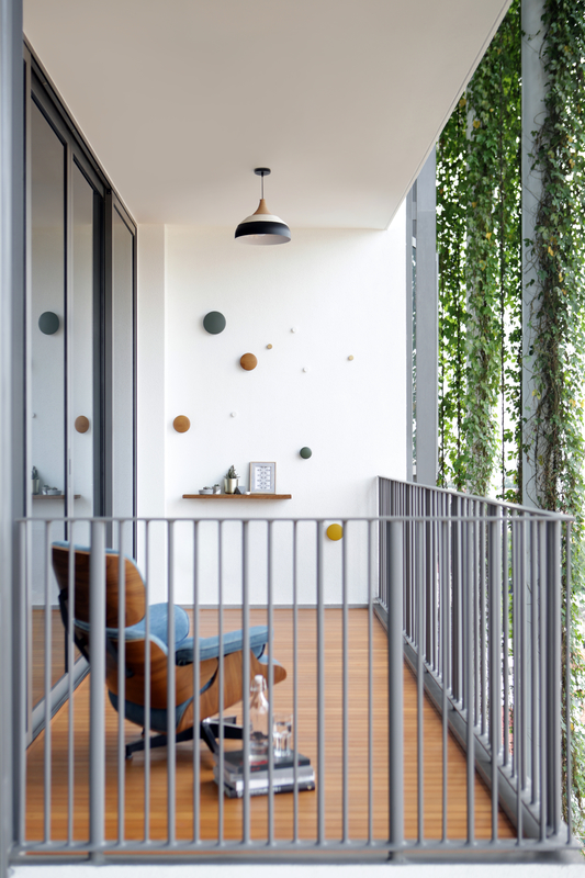 Balcony Design by Prozfile